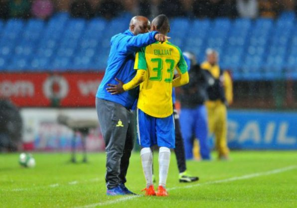 Khama Billiat's agent Mike Ngobeni has confirmed that Mamelodi Sundowns approached Kaizer Chiefs