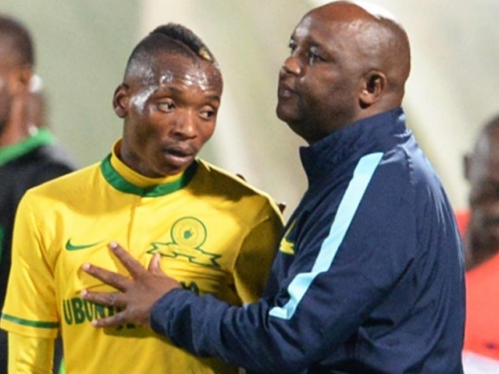 Billiat Khama is the best player and Pitso Mosimane is the  best coach