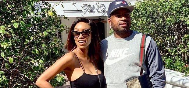 Itumeleng Khune changed girlfriend again : Kaizer Chiefs goalkeeper