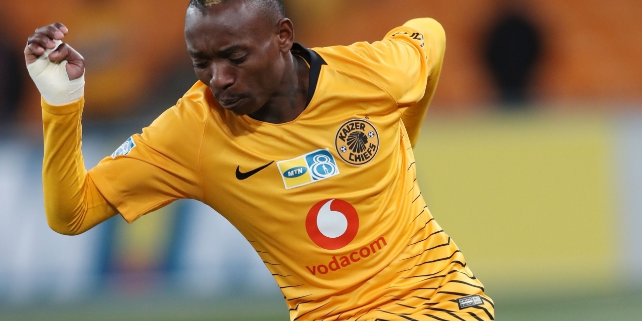 Khama Billiat scores again for Kaizer Chiefs to beat Amazulu