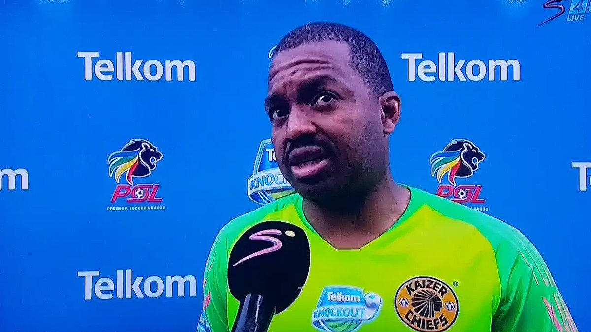 Itumeleng Khune and Daniel Akpeyi story