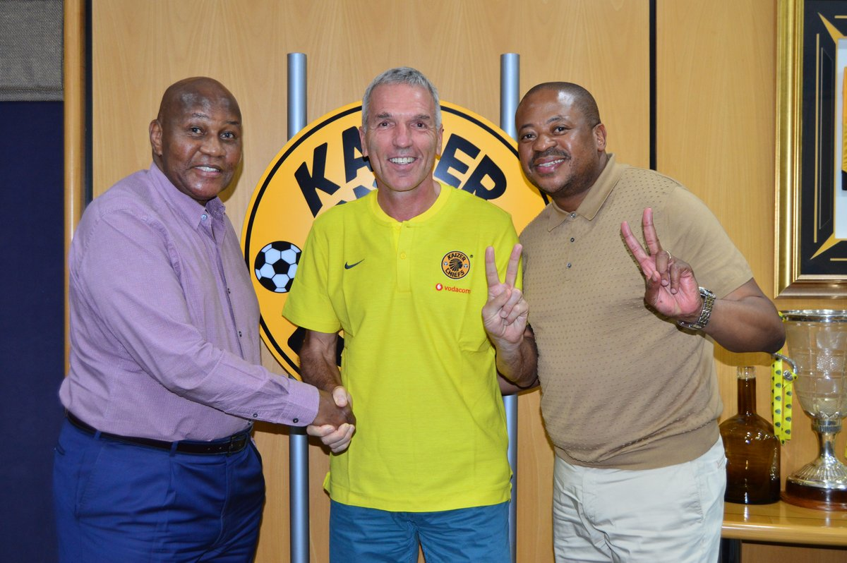 Kaizer Chiefs should be awarded the league title if the season ends