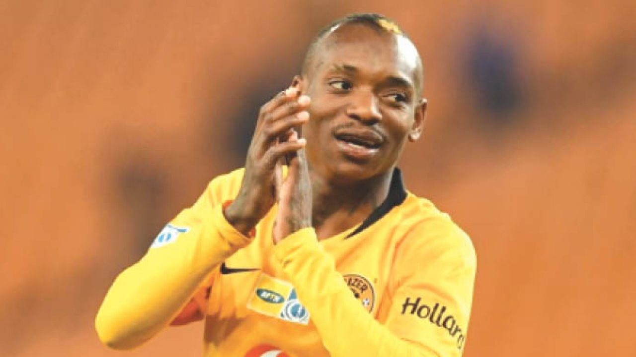 Khama Billiat must earn a move to  Real Madrid