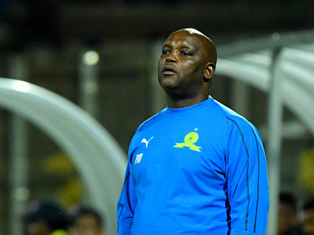 Pitso Mosimane admitted that the 4 goals of Kaizer chiefs were legitimate