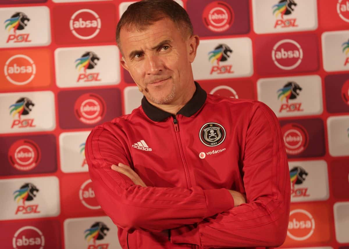 A man who destroyed Orlando Pirates was exposed