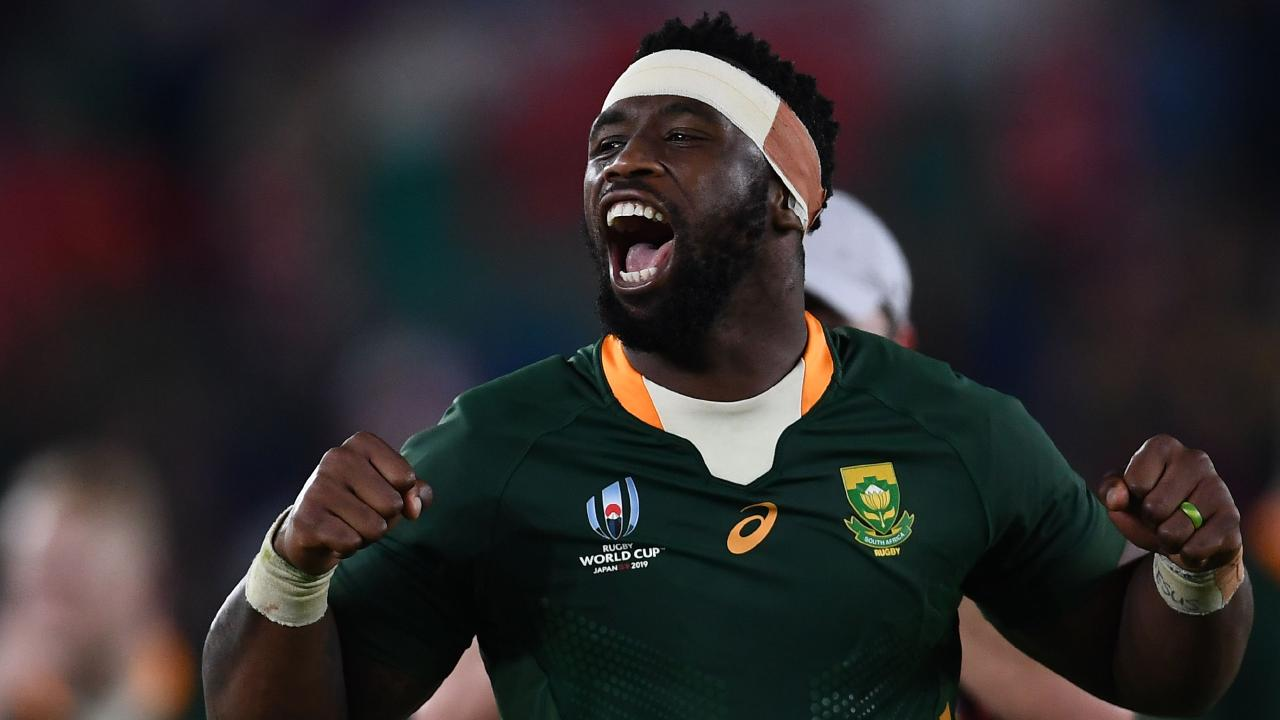 Captain Rugby South Africa