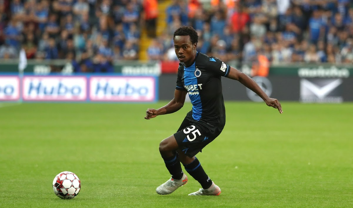 South Africa's Percy Tau shines again