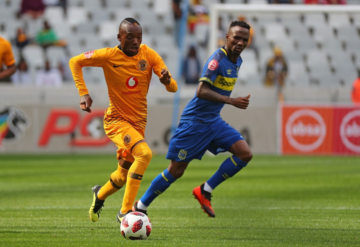 The reason why Billiat Khama missed 5 games revealed