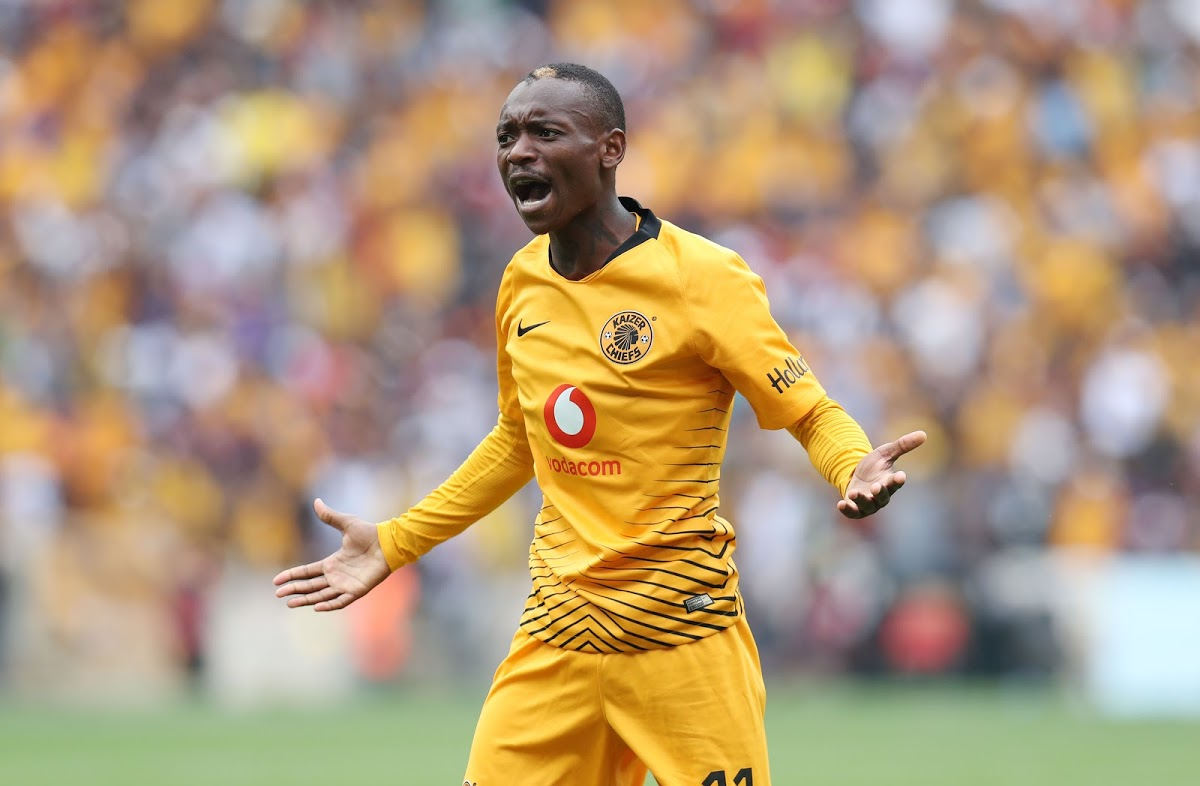Khama Billiat's availability for next game is not guaranteed .
