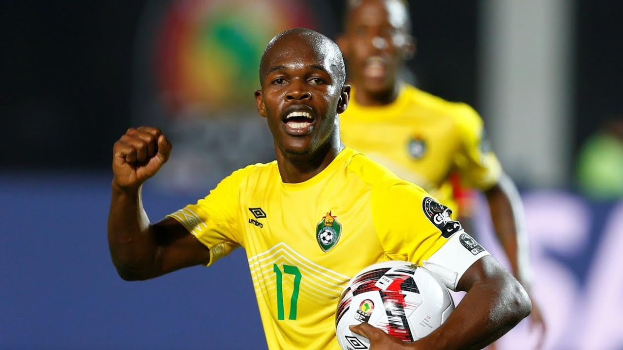 There were South African teams that showed interest in buying Knowledge Musona