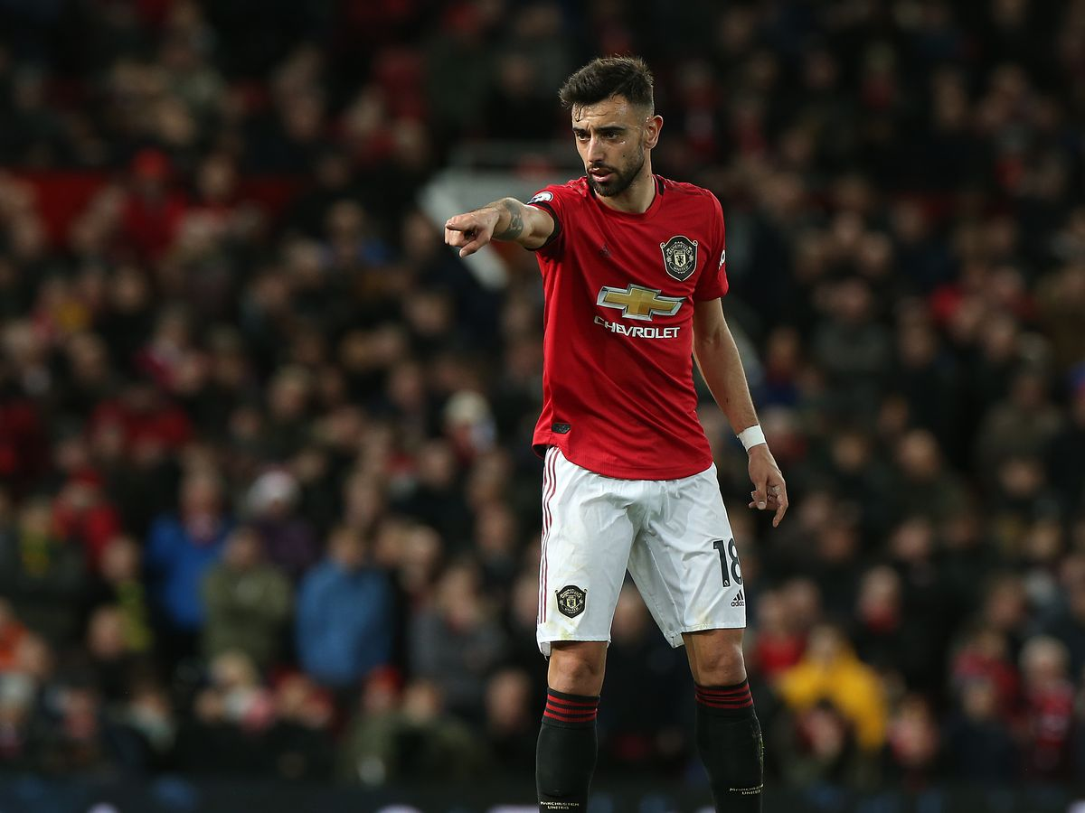 Bruno Fernandes did not help Man United as expected . We all expected Bruno Fernandes to at least score a goal for Manchester United bu united ended up only getting a goalless draw .