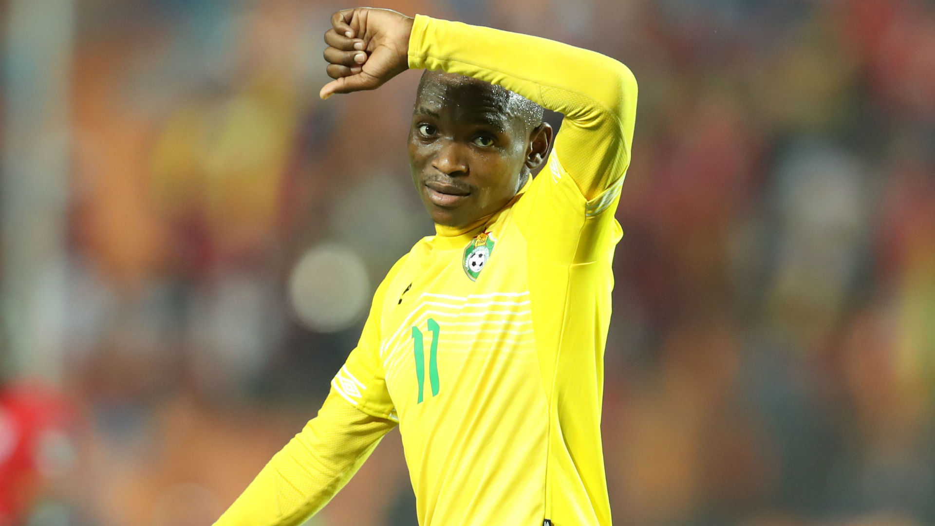 Billiat Khama to play home matches in South Africa