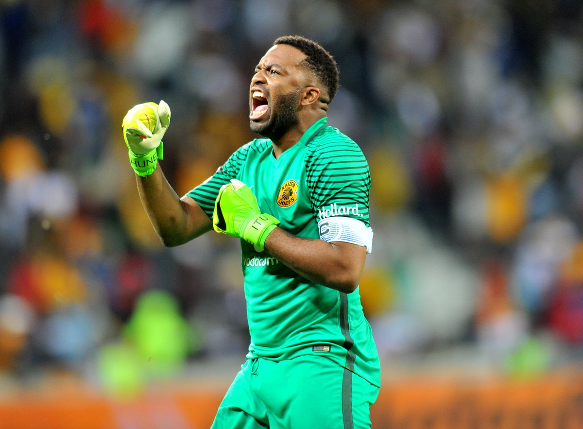 Itumeleng Khune is too old to play for Kaizer Chiefs