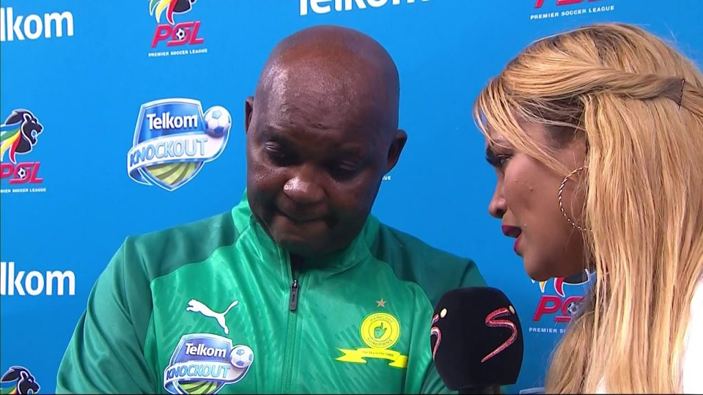 Pitso Mosimane will never gave Kaizer Chief a break
