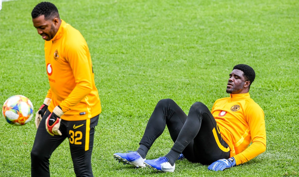If Daniel Akpeyi was a South African was Khune going to be in trouble ?