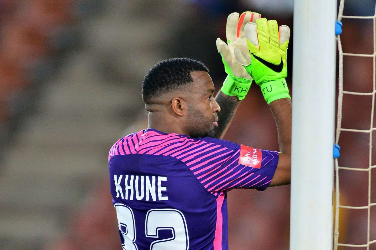 Itumeleng Khune's situation at Kaizer Chiefs