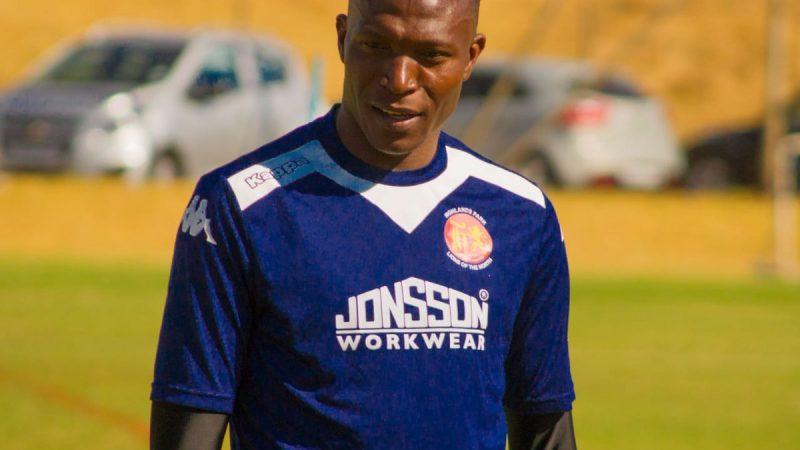 Tendai Ndoro has a great personality
