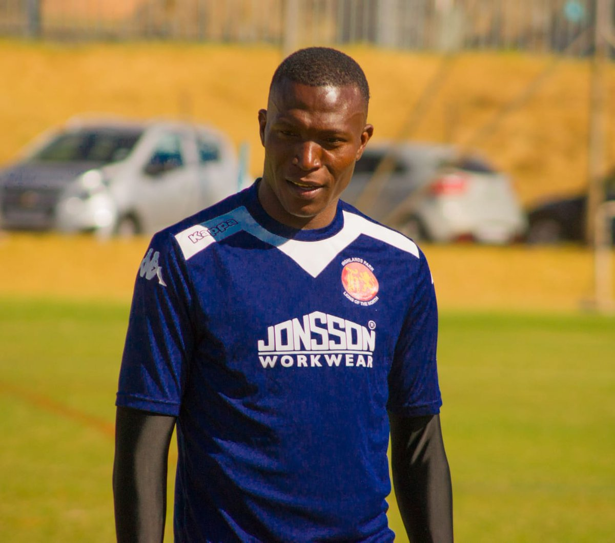 Tendai Ndoro has a great personality