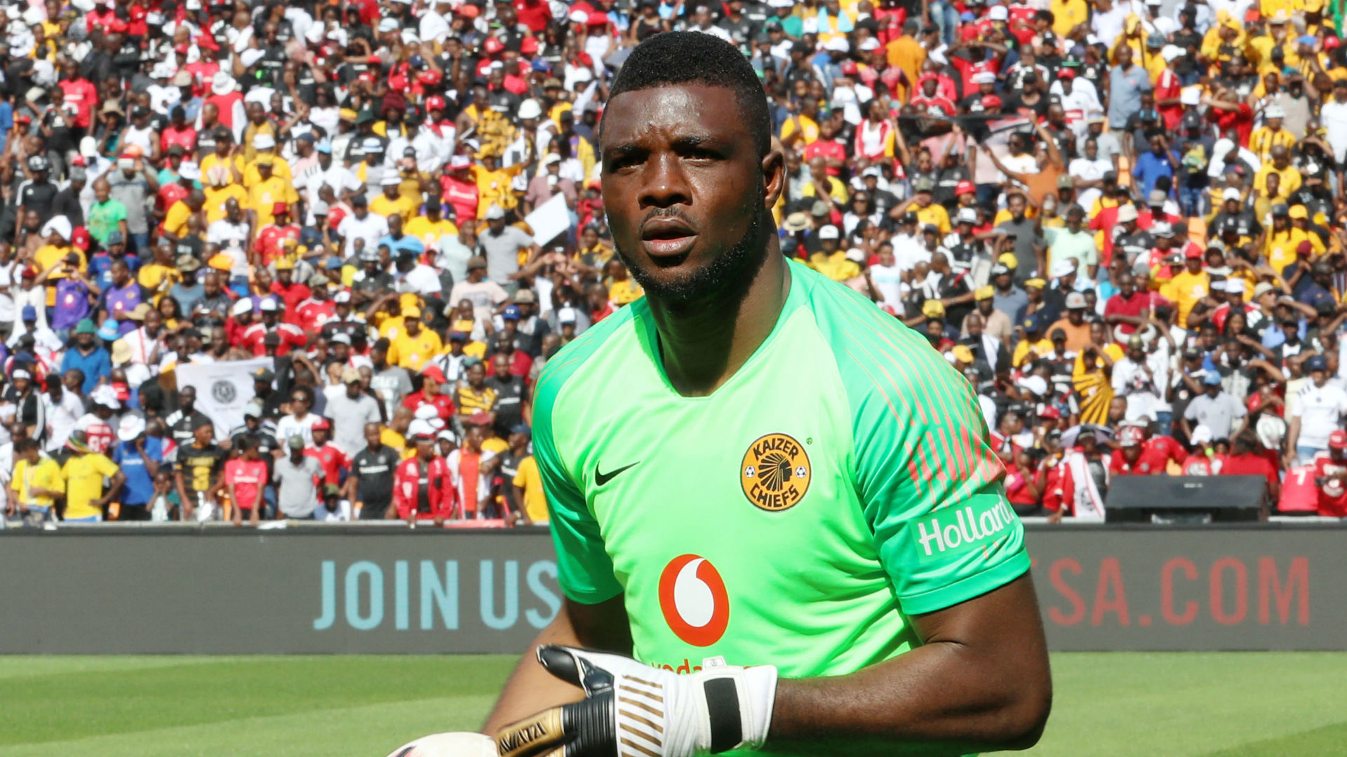 Daniel Akpeyi might leave Kaizer Chiefs for another team