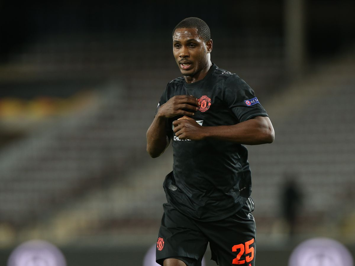 Odion Ighalo loves Manchester United than money