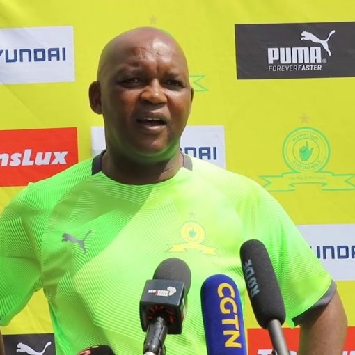 Pitso Mosimane is destroying Kaizer Chiefs