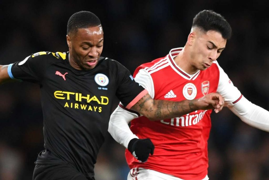Why Manchester City v Arsenal postponed ?