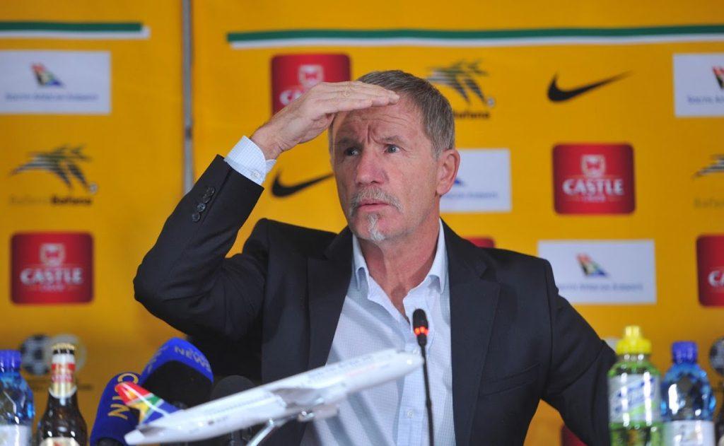 Can Kaizer Chiefs hire Stuart Baxter again ?