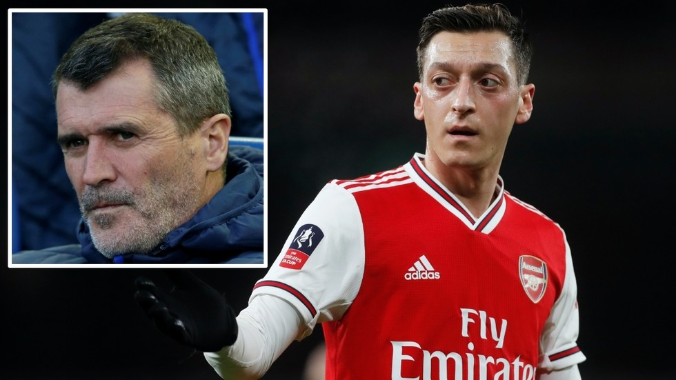 Ozil rejects pay cut former Manchester captain Roy Kean defends him