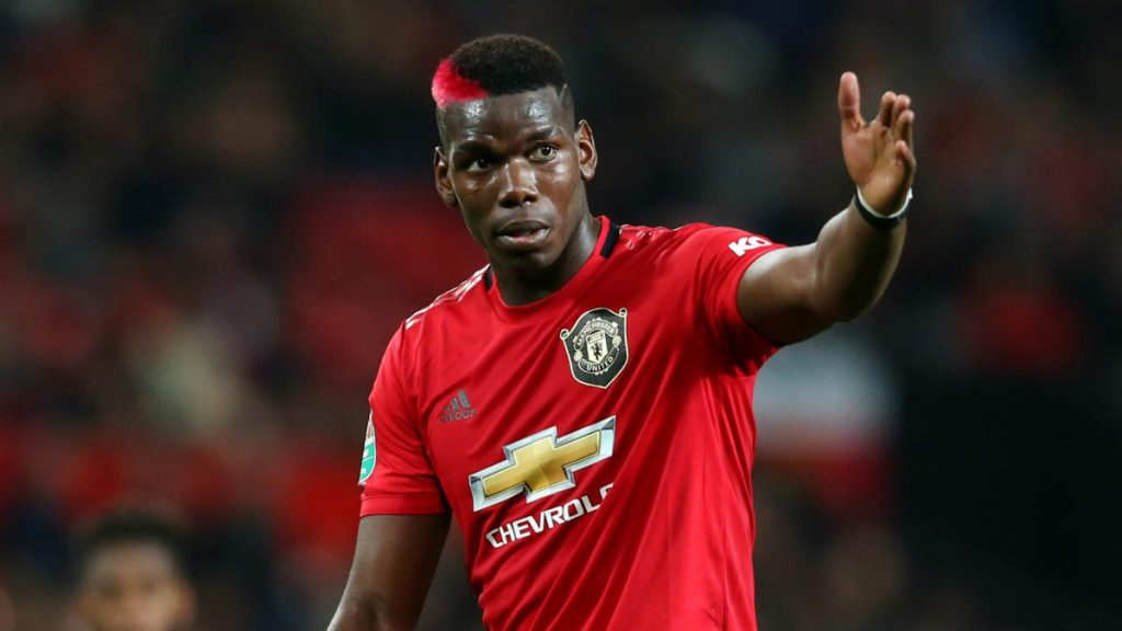 Paul Pogba desperate to return to action