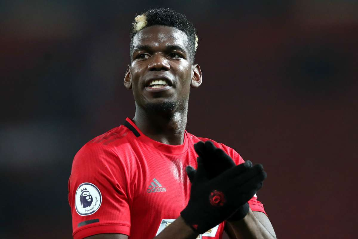 Paul Pogba reveals he was an Arsenal fan as a child