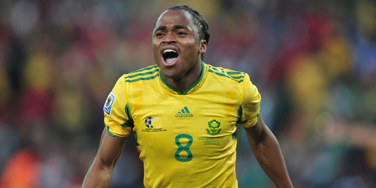 Siphiwe Tshabalala could be heading back to Kaizer Chiefs