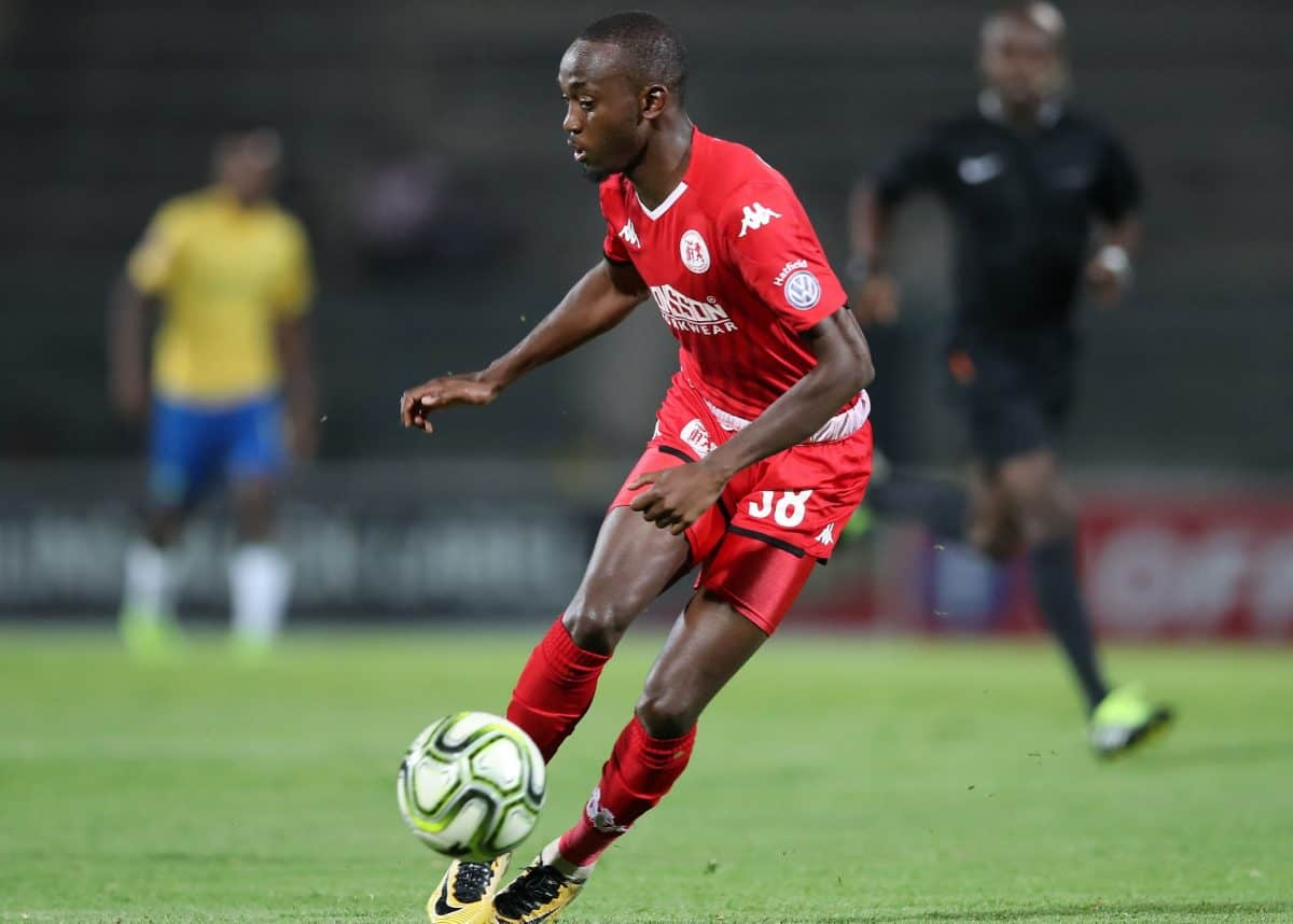 Kaizer Chiefs identifies a player who could replace Castro.