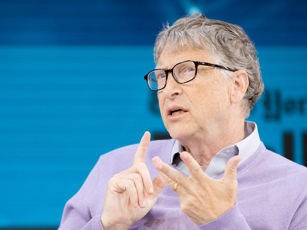 Bill Gates Bill to get arrested
