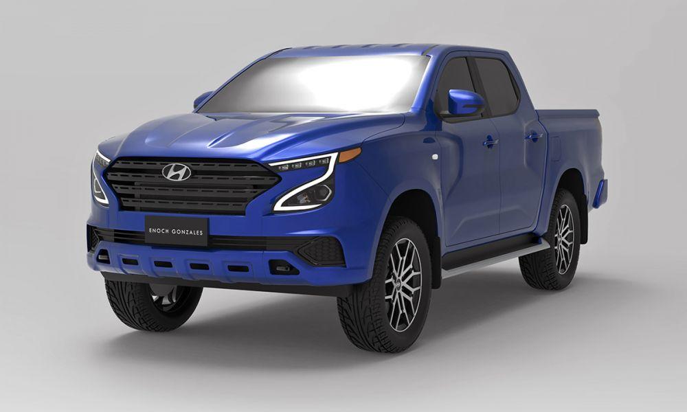 Hyundai Ladder-Frame bakkie might shake the market