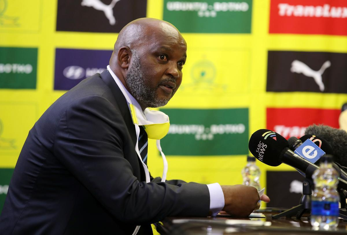 Coach Pitso Mosimane's salary revealed