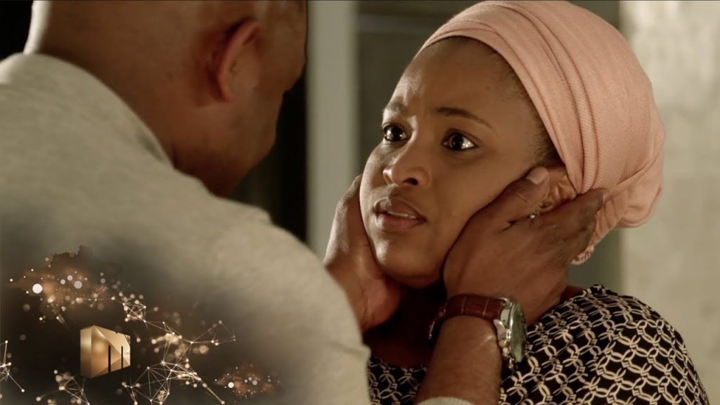 Isibaya 24 June 2020 : Phumelele tells her children about the divorce. She told Thokozani that the only thing she is most worried about is her kids which meant the was talking about Melusi and Thokozani.