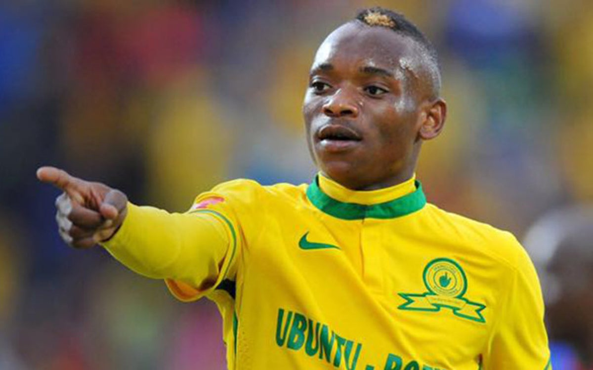 Khama Billiat's mistake which landed him on bench