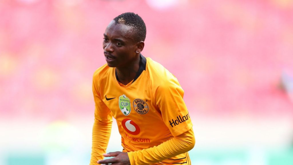 Khama Billiat is desperate to win CAF for Kaizer Chiefs