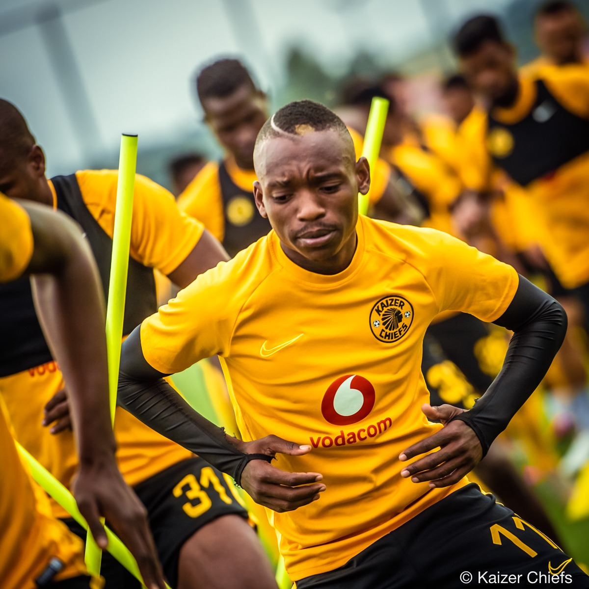 Khama Billiat made the final decision about Kaizer Chiefs