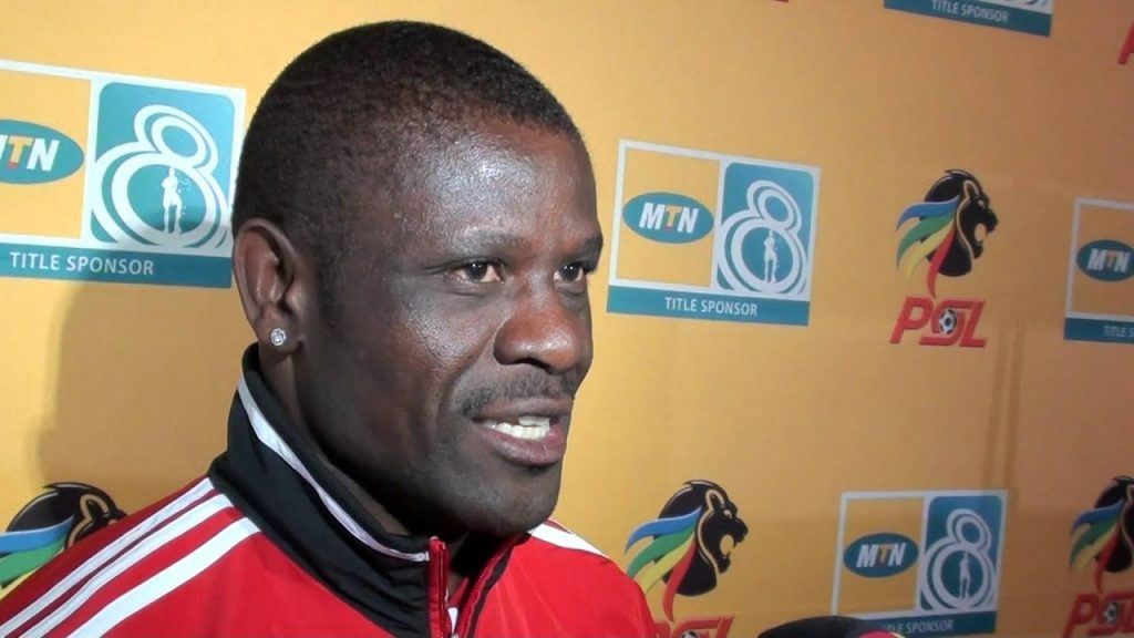We made a mistake by not beating Kaizer Chiefs