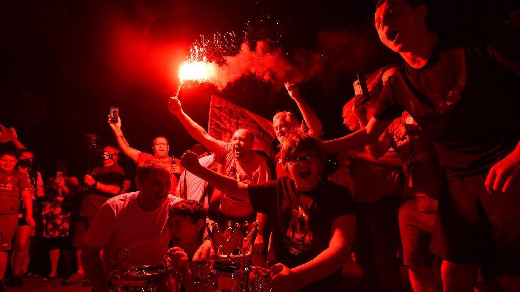 Liverpool takes the league for 2019/2020 season