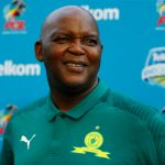 Pitso Mosimane said that premier soccer League must learn from Europe's football restart