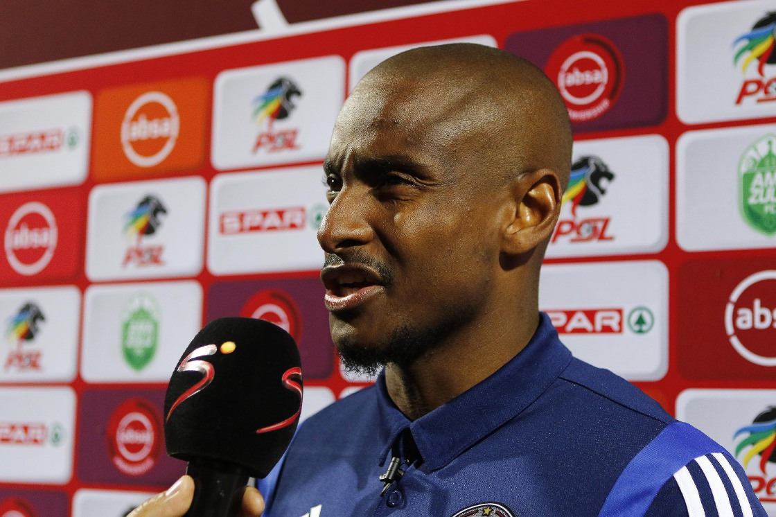 Rhulani Mokwena is leaving Chippa no contract extension
