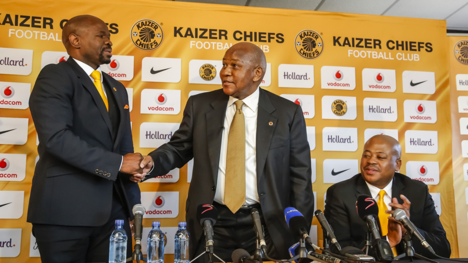 Kaizer Chiefs is one of the few teams which plays good football in PSL