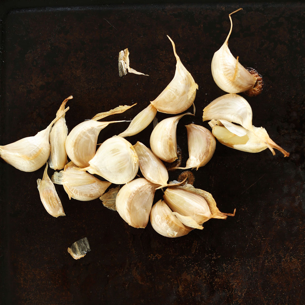 Benefits of garlic in a human body