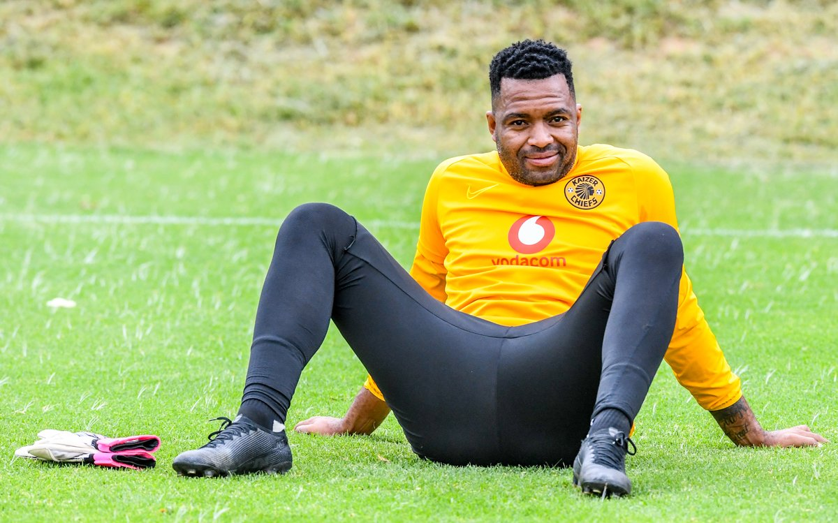 Khune might play the last Absa Premiership games
