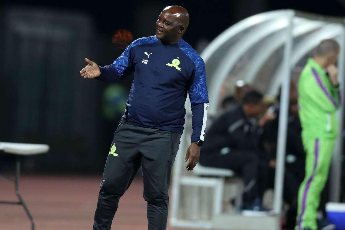 Nedbank Cup semi-final Mamelodi Sundowns beats Bidvest Wits