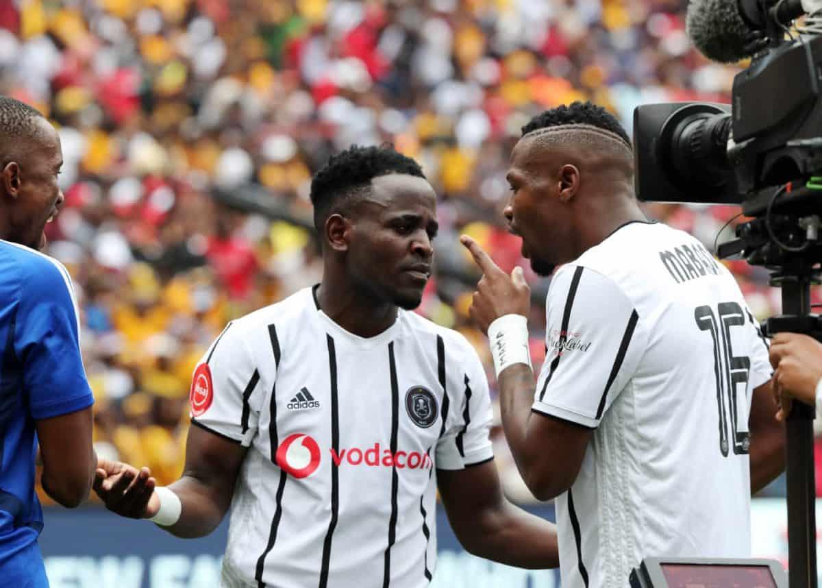 Absa Premiership top scorers 2020