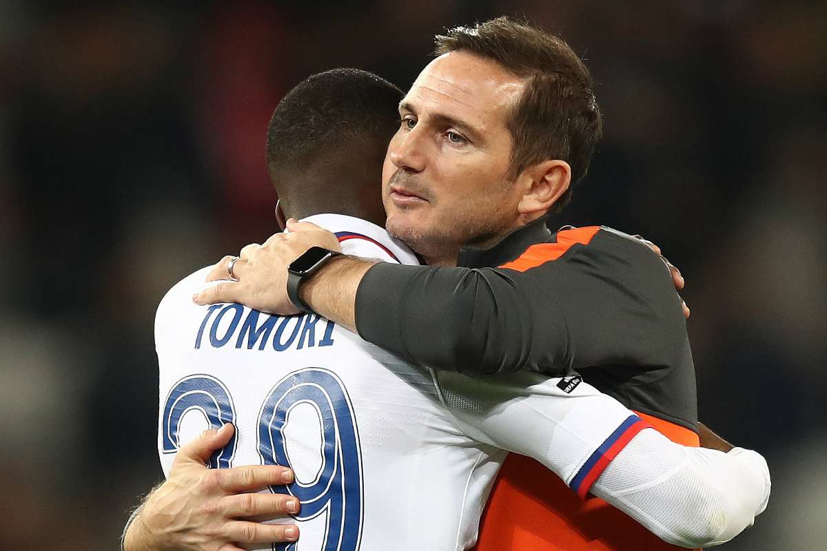 English Premier League Starting XI: Brighton vs Chelsea