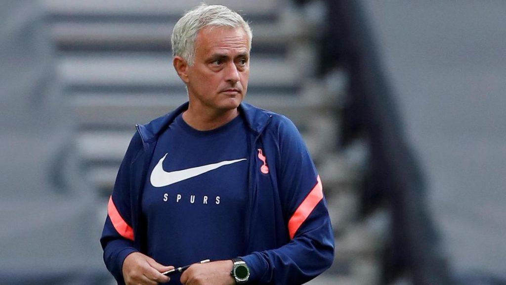 Everton beats Tottenham Jose Mourinho left confused